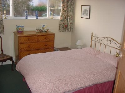 Click to enlarge this picture of the Double Bedroom