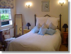 Double bedroom at Apple Ash